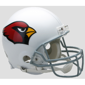 Arizona Cardinals Riddell VSR-4 Authentic Full Size Football Helmet