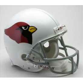 Arizona Cardinals Riddell VSR-4 Throwback 60-04 Authentic Full Size Football Helmet