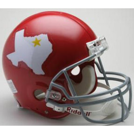 Dallas Texans Riddell VSR-4 Throwback 60-62 Authentic Full Size Football Helmet