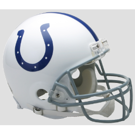 Indianapolis Colts Riddell VSR-4 Authentic Full Size Football Helmet
