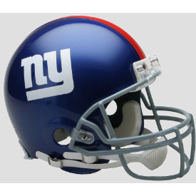 New York Giants Riddell VSR-4 Authentic Full Size Football Helmet
