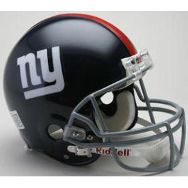 New York Giants Riddell VSR-4 Throwback 61-74 Authentic Full Size Football Helmet