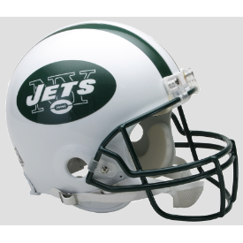 New York Jets Riddell VSR-4 Throwback 98-18 Authentic Full Size Football Helmet