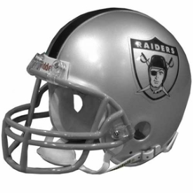 Oakland Raiders Riddell VSR-4 Throwback 1963 Authentic Full Size Football Helmet