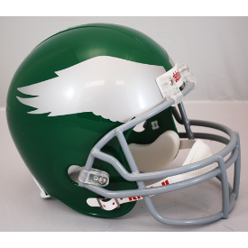 Philadelphia Eagles Riddell VSR-4 Throwback 59-69 Authentic Full Size Football Helmet