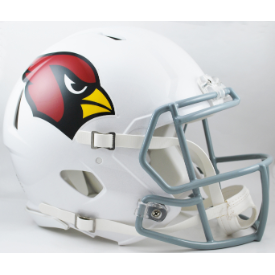Arizona Cardinals Riddell Speed Authentic Full Size Football Helmet