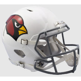 Arizona Cardinals Color Rush 2016 Riddell Speed Authentic Full Size Football Helmet