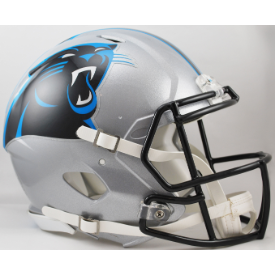 Carolina Panthers Riddell Speed Authentic Full Size Football Helmet