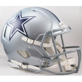 Dallas Cowboys Riddell Speed Authentic Full Size Football Helmet