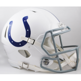 Indianapolis Colts Riddell Speed Authentic Full Size Football Helmet