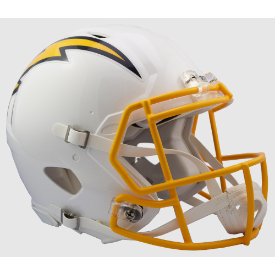 San Diego Chargers Color Rush 2016 Riddell Speed Authentic Full Size Football Helmet
