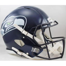 Seattle Seahawks Riddell Speed Authentic Full Size Football Helmet