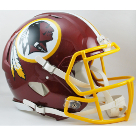 Washington Redskins Riddell Speed Authentic Full Size Football Helmet