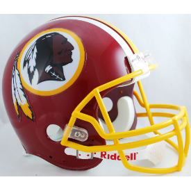 Washington Redskins Riddell VSR-4 Throwback 78-03 Authentic Full Size Football Helmet