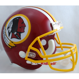 Washington Redskins Riddell VSR-4 Throwback 1982 Authentic Full Size Football Helmet