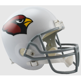 Arizona Cardinals Riddell VSR-4 Replica Full Size Football Helmet