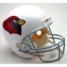 Arizona Cardinals Riddell VSR-4 Throwback 60-04 Replica Full Size Football Helmet