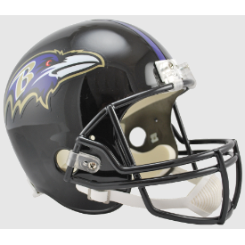 Baltimore Ravens Riddell VSR-4 Replica Full Size Football Helmet