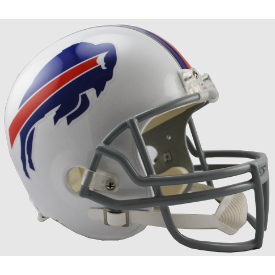 Buffalo Bills Riddell VSR-4 Replica Full Size Football Helmet