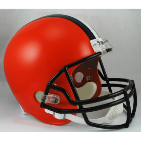 Cleveland Browns Riddell VSR-4 Replica Full Size Football Helmet