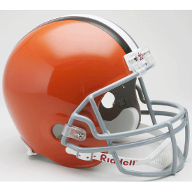 Cleveland Browns Riddell VSR-4 Throwback 06-14 Replica Full Size Football Helmet