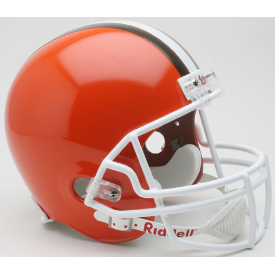 Cleveland Browns Riddell VSR-4 Throwback 75-05 Replica Full Size Football Helmet