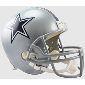 Dallas Cowboys Riddell VSR-4 Replica Full Size Football Helmet