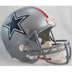 Dallas Cowboys Riddell VSR-4 Throwback 1976 Replica Full Size Football Helmet