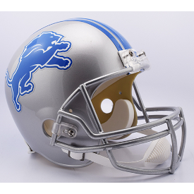 Detroit Lions Riddell VSR-4 Replica Full Size Football Helmet