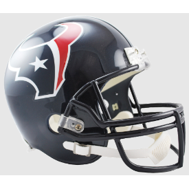 Houston Texans Riddell VSR-4 Replica Full Size Football Helmet