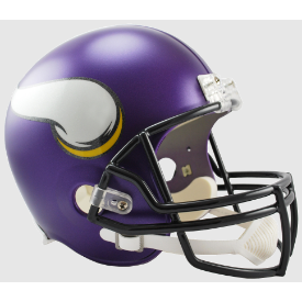 Minnesota Vikings Riddell VSR-4 Replica Full Size Football Helmet