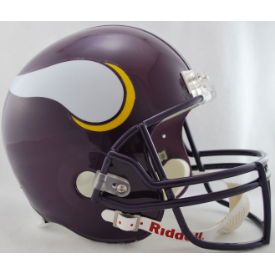 Minnesota Vikings Riddell VSR-4 Throwback 83-01 Replica Full Size Football Helmet