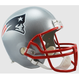 New England Patriots Riddell VSR-4 Replica Full Size Football Helmet