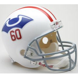 New England Patriots Riddell VSR-4 Throwback 1960 Replica Full Size Football Helmet