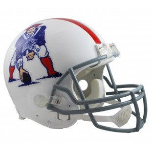 New England Patriots Riddell VSR-4 Throwback 61-64 Replica Full Size Football Helmet