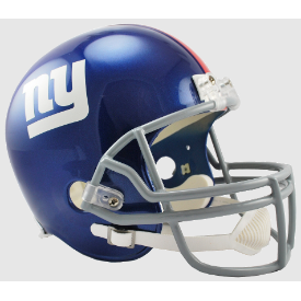 New York Giants Riddell VSR-4 Replica Full Size Football Helmet