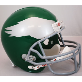Philadelphia Eagles Riddell VSR-4 Throwback 59-69 Replica Full Size Football Helmet