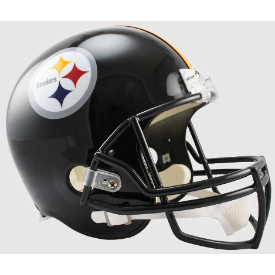 Pittsburgh Steelers Riddell VSR-4 Replica Full Size Football Helmet