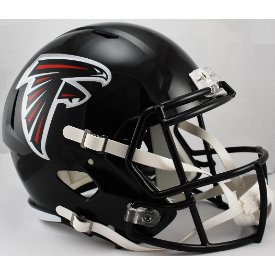 Atlanta Falcons Riddell Speed Replica Full Size Football Helmet