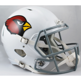 Arizona Cardinals Riddell Speed Replica Full Size Football Helmet