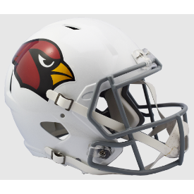 Arizona Cardinals Color Rush 2016 Riddell Speed Replica Full Size Football Helmet