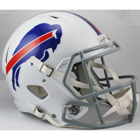 Buffalo Bills Riddell Speed Replica Full Size Football Helmet