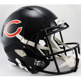 Chicago Bears Riddell Speed Replica Full Size Football Helmet