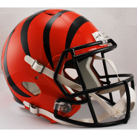 Cincinnati Bengals Riddell Speed Replica Full Size Football Helmet
