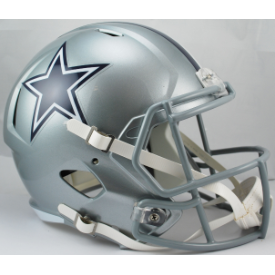 Dallas Cowboys Riddell Speed Replica Full Size Football Helmet