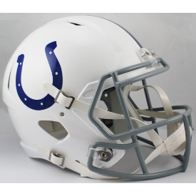 Indianapolis Colts Riddell Speed Replica Full Size Football Helmet
