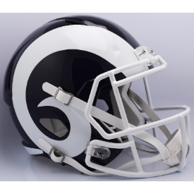 Los Angeles Rams Riddell Speed Replica Full Size Football Helmet