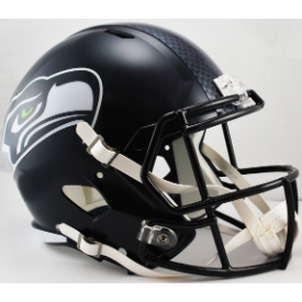 Seattle Seahawks Riddell Speed Replica Full Size Football Helmet