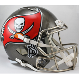 Tampa Bay Buccaneers Riddell Speed Replica Full Size Football Helmet