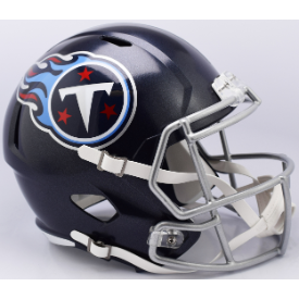 Tennessee Titans Riddell Speed Replica Full Size Football Helmet